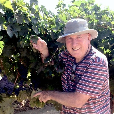 Pat, Owner/Winemaker